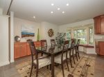 Dining Area with Seating for Eight at 20 Baynard Cove Road
