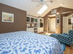 Master Bedroom with Private Bath Located off Main Living Room at 20 Gunnery Lane
