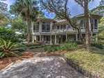 20 Sandhill Crane is located just a minute from the beach in Sea Pines on Hilton Head Island
