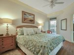 Guest Bedroom with King Bed at 2102 Sea Crest