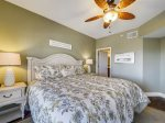 Master Bedroom with Ocean View at 210 Windsor Place