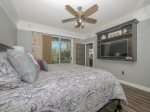 Master Bedroom with Balcony Access at 2112 Sea Crest