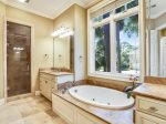 21 Ruddy Turnstone - Master Bathroom with Separate Tub and Shower
