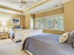 Guest Bedroom with Two Queen Beds at 21 Ruddy Turnstone