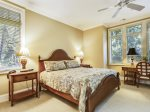 Master Bedroom at 21 Ruddy Turnstone offers a King bed