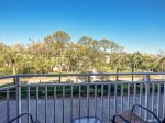 Balcony at 2207 Sea Crest