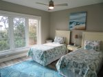 Guest Room with Two Twin Beds and Ocean Views at 2220 Windsor II