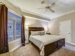 Bedroom with King Bed at 2305 Sea Crest
