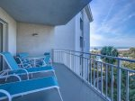 Balcony with Ocean Views at 2312 Sea Crest