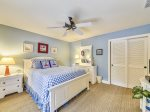 Queen Bedroom at 24 Baynard Cove