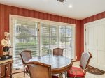 Eat-In Kitchen Table at 24 Baynard Cove