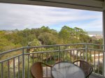 Balcony and View from 2501 Sea Crest