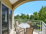 Main Balcony with Ocean Views at 2512 Windsor II
