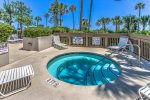 Windsor Place Complex Hot Tub in Palmetto Dunes