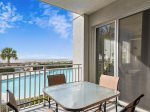 Balcony with Ocean Views at 3102 SeaCrest