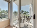Private Balcony with Ocean Views at 3105 SeaCrest