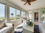 Spacious Living Room with Direct Ocean Views at 3105 SeaCrest