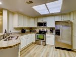 Kitchen with Stainless Steel Appliances at 3106 Windsor Court South