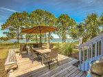 Beautiful Views of Calibogue Sound from 31 Lands End