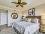 Master Bedroom with Private Bathroom at 3301 SeaCrest
