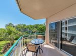 Spacious Balcony with Ocean Views at 3303 Windsor Court South
