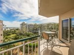 Balcony with Ocean Views at 3403 Windsor Court South