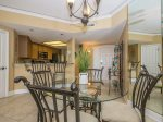 Dining Area and Kitchen with Breakfast Bar at 3403 Windsor Court South