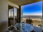 Wonderful Views from Balcony at 3404 Sea Crest
