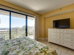 Guest Bedroom with Ocean Views and Private Balcony at 3530 Villamare