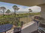 Balcony with Direct Ocean Views at 407 Shorewood