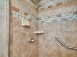 Shower/Tub Combo at 409 Shorewood