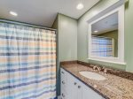 Private Balcony off Master Bedrooms Overlooks Pool and Ocean at 4108 Windsor Court North