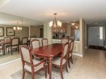 Dining Area at 453 Captains Walk