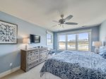 Master Bedroom with Water Views at 46 Lands End Road