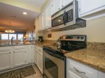 Kitchen at 472 Captains Walk