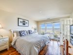 Master Bedroom with Sun Room Access at 49 Lands End Road