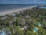 2nd Row Ocean Home in Palmetto Dunes
