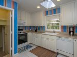 Fully equipped Kitchen at 4 Cedar Wax Wing in Sea Pines on Hilton Head Island