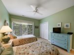 Upstairs Guest Bedroom with Two Twin Beds at 4 Ginger Beer Court