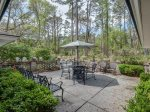 Spacious Patio with Plenty of Outdoor Seating at 4 Greenwood Court