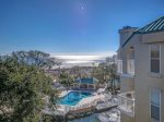 Beautiful 5th Floor Ocean Views at 502 Barrington Arms