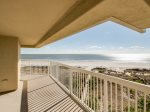 Large Balcony Offers Plenty of Room for Everyone at 513 Barrington Court