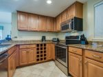 Kitchen with Stainless Steel Appliances at 513 Barrington Court