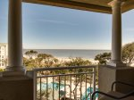 5th Floor Ocean Views from Private Balcony at 5505 Hampton Place