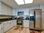 Kitchen with Stainless Steel Appliances at 5505 Hampton Place