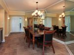 Dining Area in 6101 Hampton Place