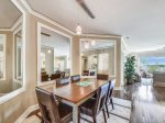 Dining Area with Seating for 6 at 6401 Hampton Place