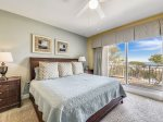 Master Bedroom with King Bed at 6401 Hampton Place
