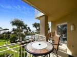 Balcony with Ocean Views at 6403 Hampton Place
