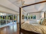 Master Bedroom with Access to Screened Porch at 66 Heritage Road